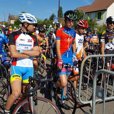 Championnat National Route FSGT à Saint Gengoux le national